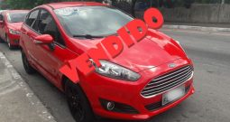 (VENDIDO) Ford New Fiesta SE Powershift 1.6 2014
